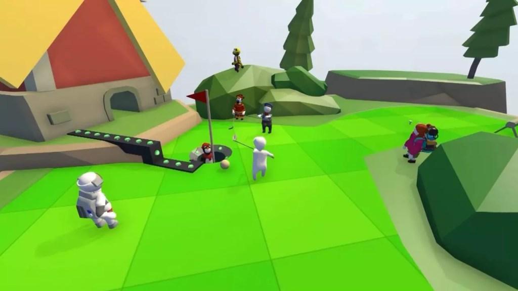 La versione Mobile di Human Fall Flat si aggiorna con due nuovi livelli! Comunicati Stampa Videogames
