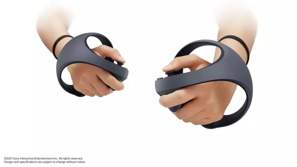 Primi dettagli sul controller VR di nuova generazione per PS5! Comunicati Stampa Videogames