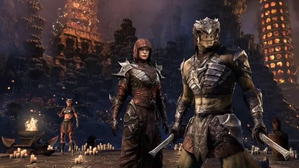 The Elder Scrolls Online: Flames of Ambition disponibile su console Comunicati Stampa Videogames