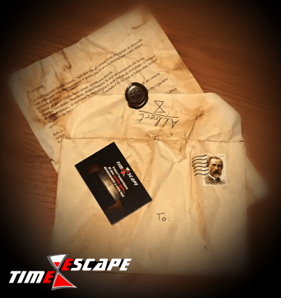 Time Escape: Smart Games e la nuova concezione di Escape Room. Giochi da Tavolo Speciali