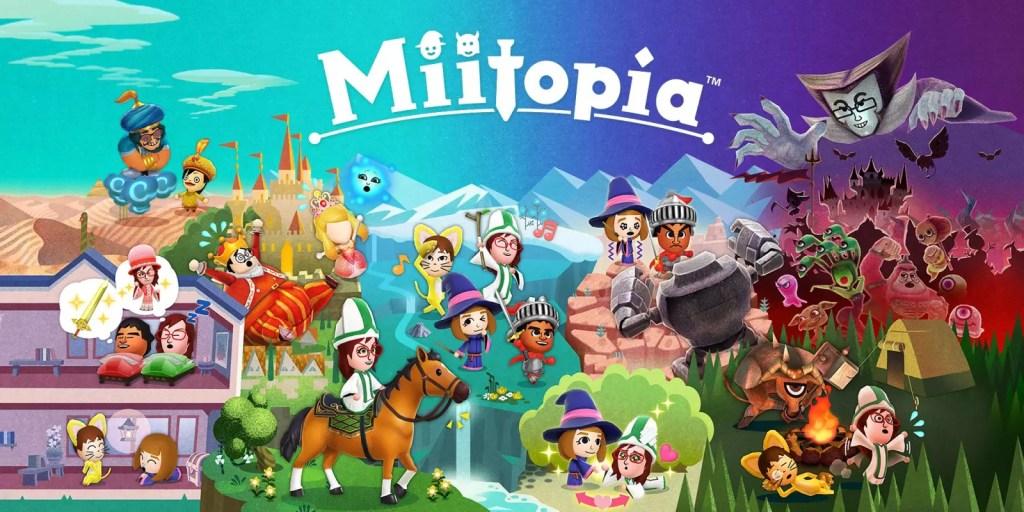 Miitopia - L'eccentrica avventura arriva su Nintendo Switch il 21 Maggio 2021 Comunicati Stampa SWITCH Videogames