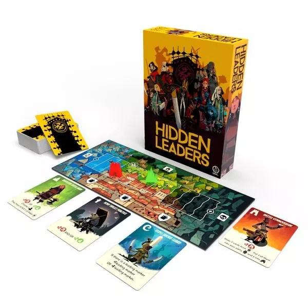 Little Rocket Games annuncia la distribuzione italiana di Hidden Leaders! Comunicati Stampa Giochi da Tavolo