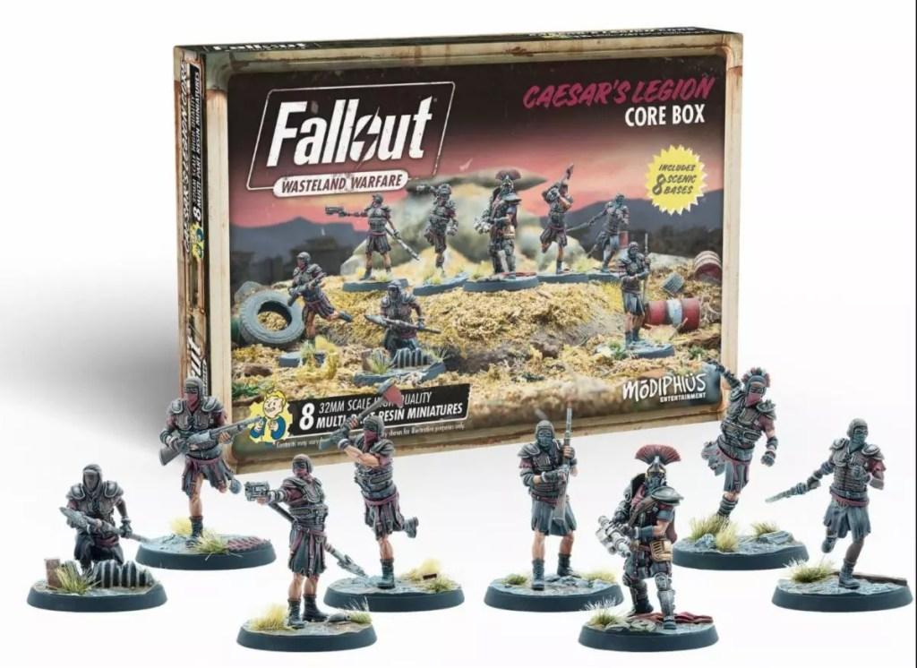 Il preordine di Fallout New Vegas, espansione di Fallout: Wasteland Warfare è arrivato! Comunicati Stampa Giochi Giochi da Tavolo