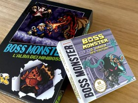 boss monster unboxing