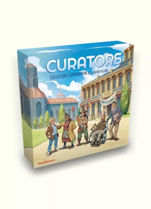 CURATORS-3D