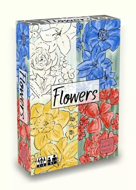 FLOWERS-3D