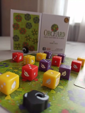 Un'immagine di Orchard