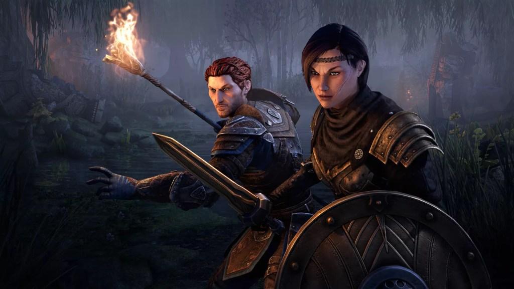The Elder Scrolls Online Blackwood - Torna nell'Oblivion! Ora disponibile su PC! Comunicati Stampa PC PS4 PS5 STADIA Videogames XBOX ONE XBOX SERIES S XBOX SERIES X