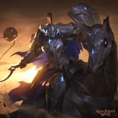 6th legion Knight