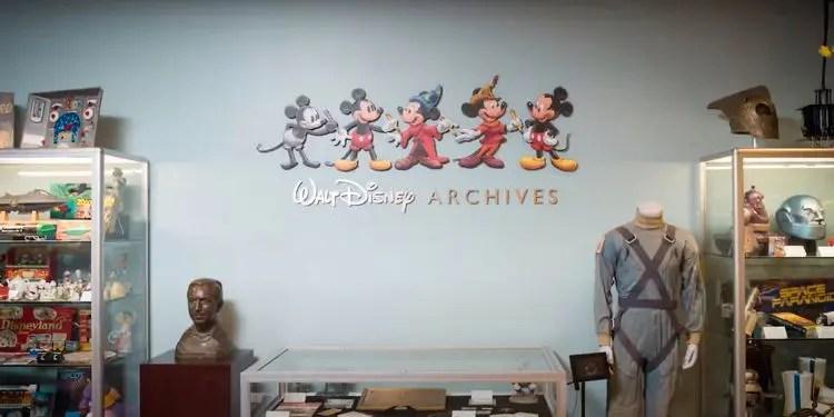 archivi Disney