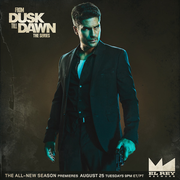 From Dusk Till Dawn: The Series Exclusive - D.J. Cotrona