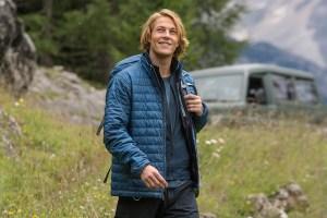 Luke Bracey as Johnny Utah in Point Break