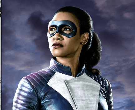 Iris West Takes Up The Flash Mantle in New Photo, Synopsis