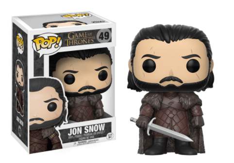 New Game Of Thrones Funko Pop Figures Unveiled