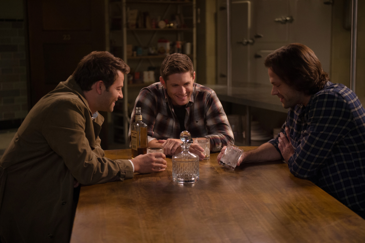 Supernatural Christmas Episodes.Supernatural Season 14 Episode 8 Review Byzantium