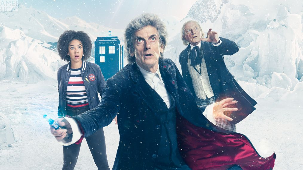 Doctor Who Christmas Specials.Doctor Who Christmas Specials On Bbc America Nerds And Beyond