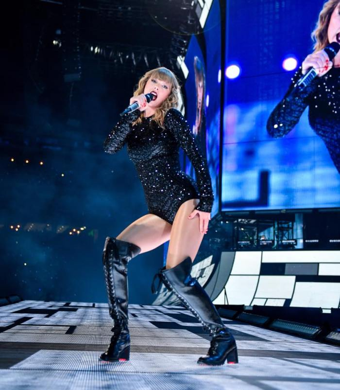 Review How Taylor Swift S Reputation Stadium Tour On Netflix Turned Me Back Into A Swiftie Nerds And Beyond