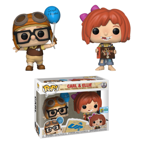 Exclusive Disney and Pixar Funko Pop!s for SDCC 2019 • Nerds and Beyond