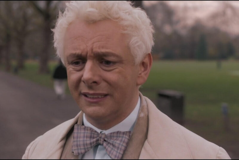 "Good Omens' Episode Four Recap: ""Saturday Morning Funtime"" – Nerds"