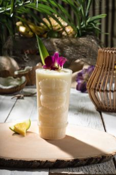 Isla Nu Bar Pina Colada. Image courtesy of Universal Studios Hollywood.