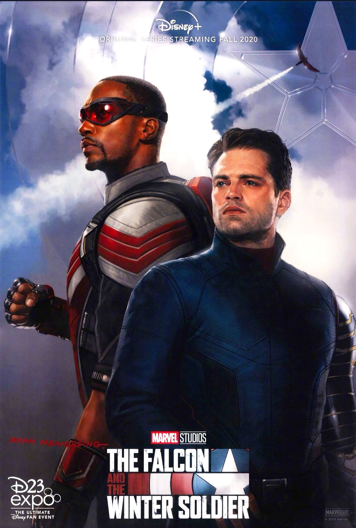 First Look At 'The Falcon and the Winter Soldier' - Nerds ...