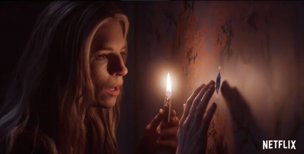 Brit Marling from 'Retreat'