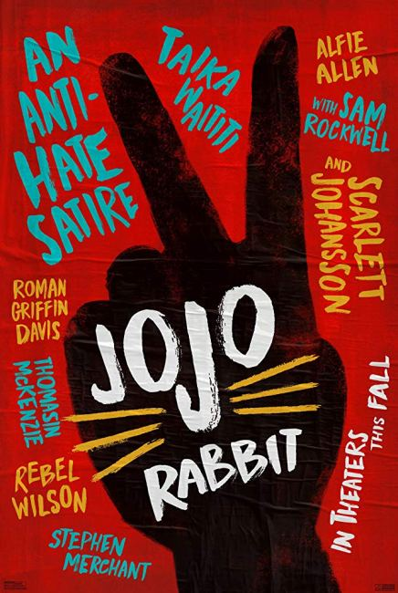 The Official Trailer for 'Jojo Rabbit' Is Here! – Nerds and