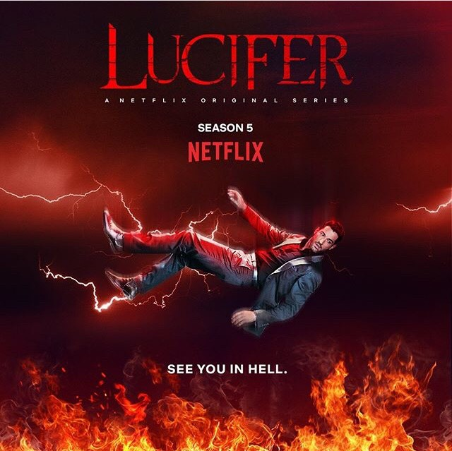 Netflix announces the return of 'Lucifer' with a 66.6 second clip