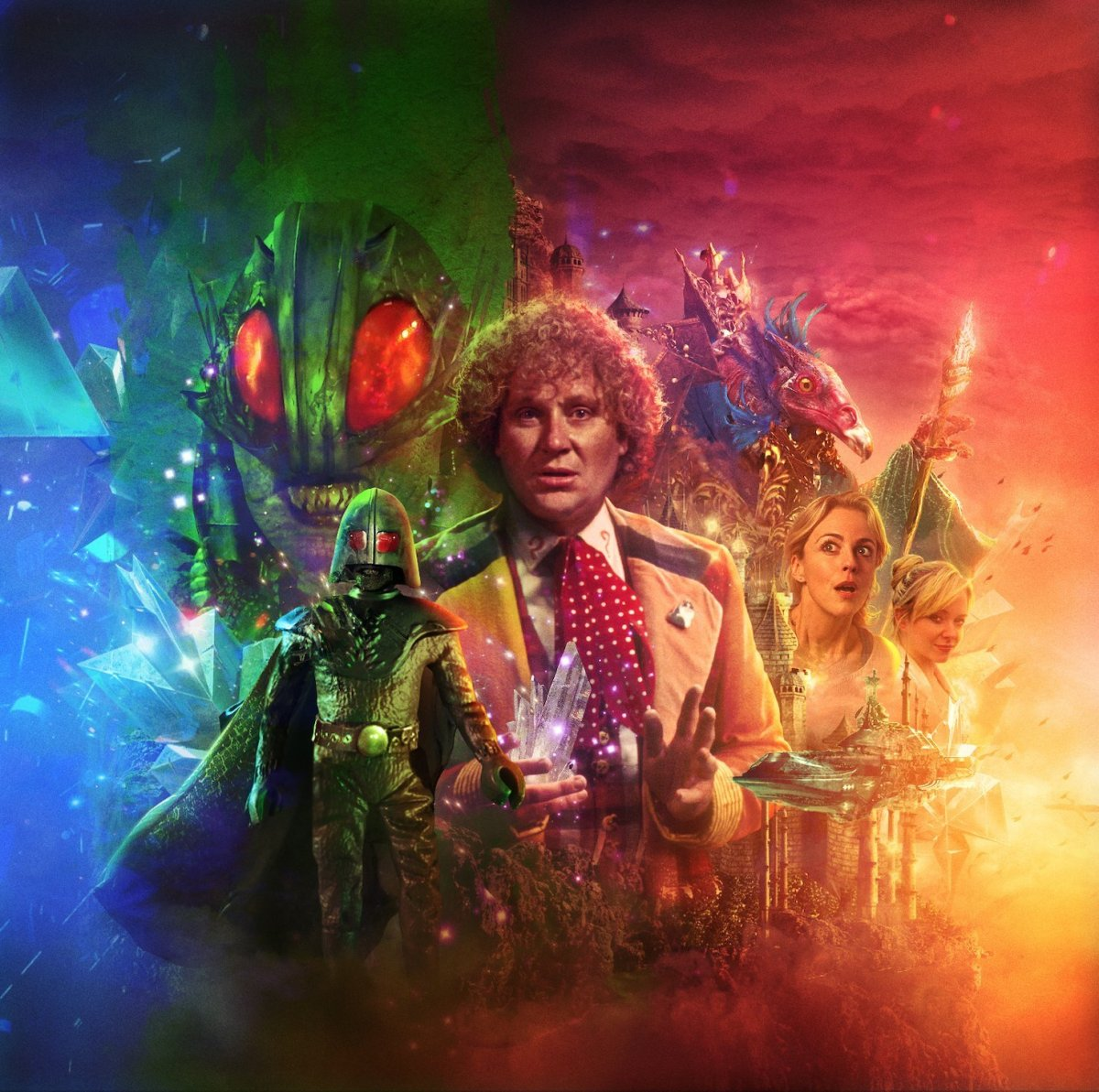 Big Finish Productions Releases 'Doctor Who: Cry Of The