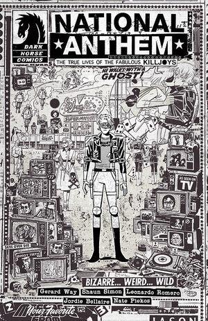 Artwork by Paul Rentler, courtesy of Dark Horse Comics.