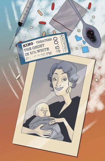 Image courtesy of Dark Horse Comics/I.N.J. Culbard