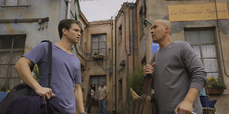 """Additional Pictures Released for 'Walker' Season 1, Episode 7 """"Tracks""""    Nerds and Beyond"""