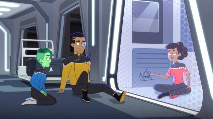 Star Trek: Lower Decks season 2 image