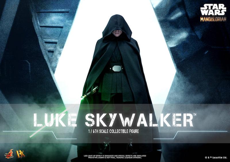 Hot Toys Luke Skywalker Figure