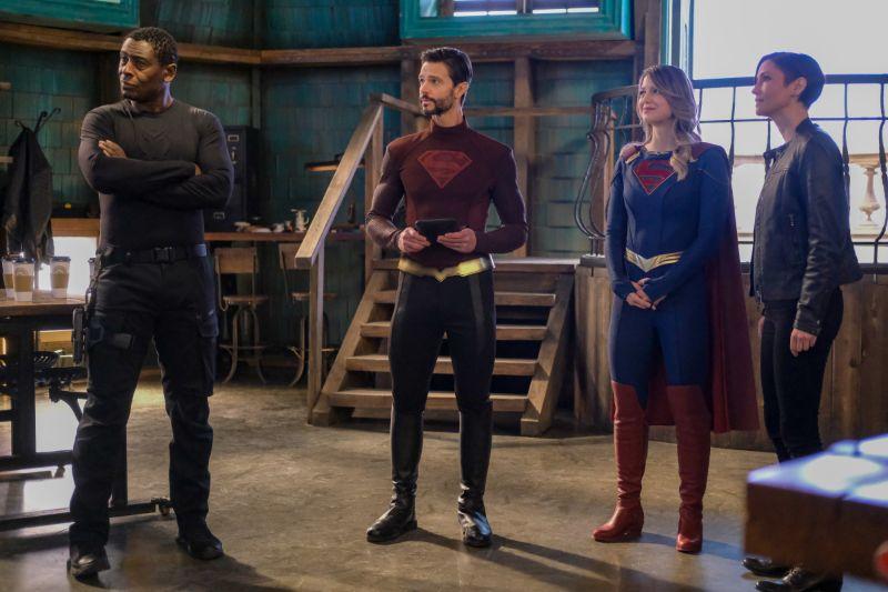 Supergirl season 6 returns