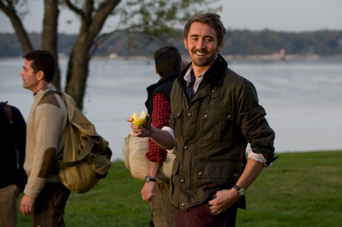 lee pace ceremony