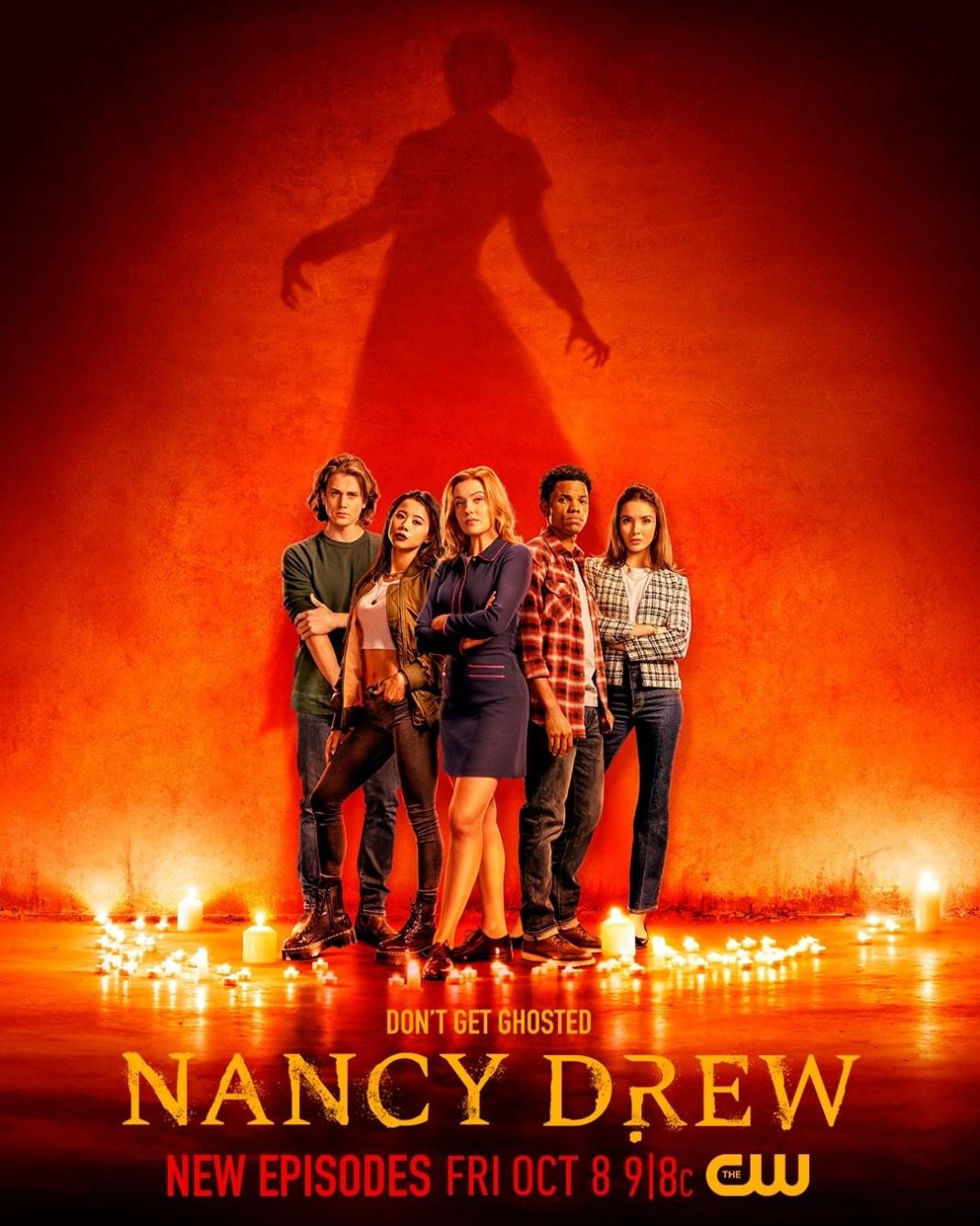 Nancy Drew': New Poster Released for Season 3!