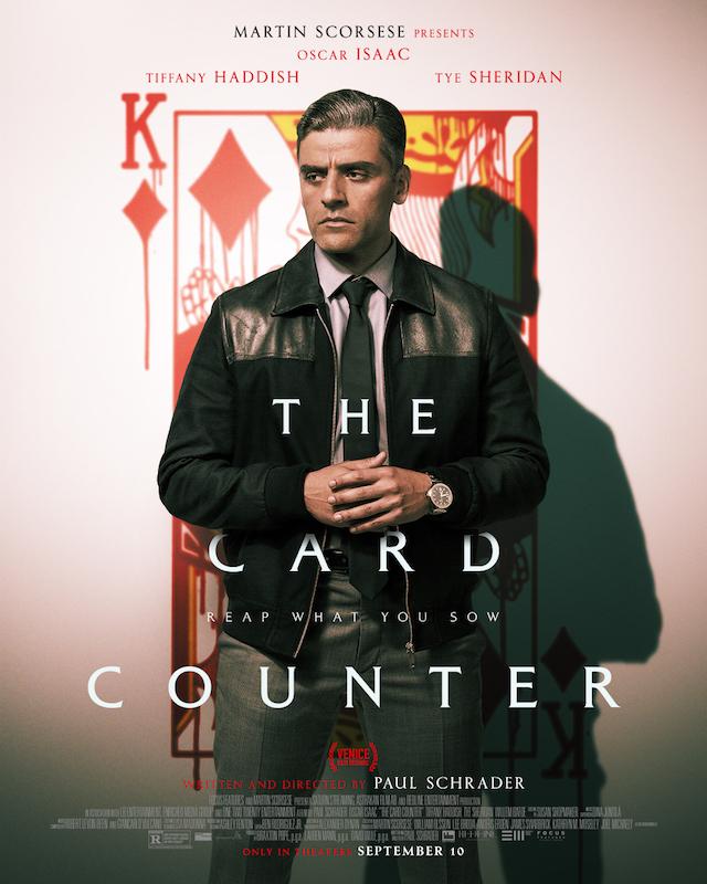 Oscar Isaac Poster