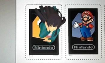 Senran Kagura Deep Crimson AR Card Mode