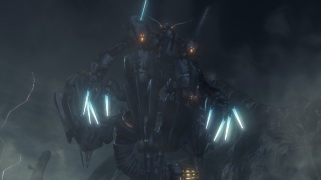 Xenoblade Chronicles X monster alien