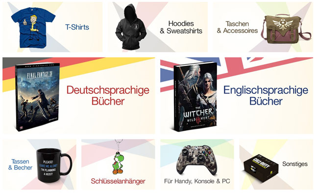 amazon merchandise shop deutschland