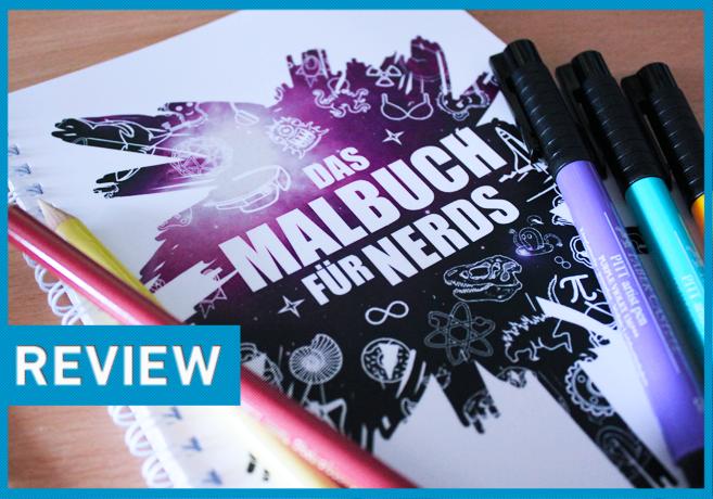 Malbuch für Nerds Review