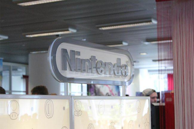 Nintendo HQ Frankfurt
