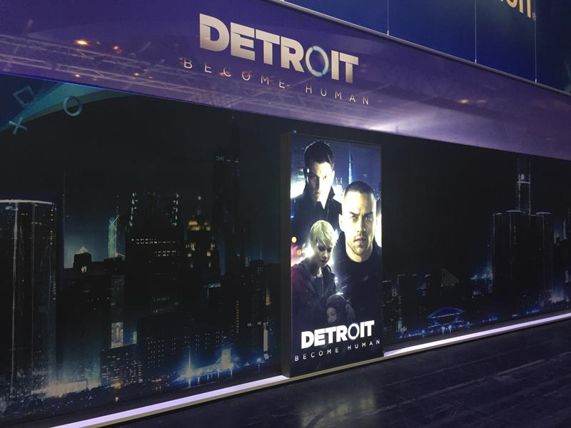 Detroit Become Human Marcus Szenen