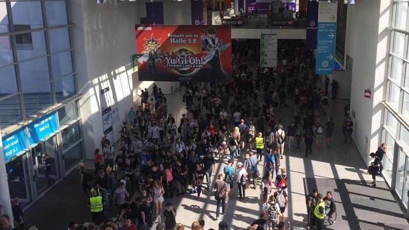 Gamescom 2017 Köln