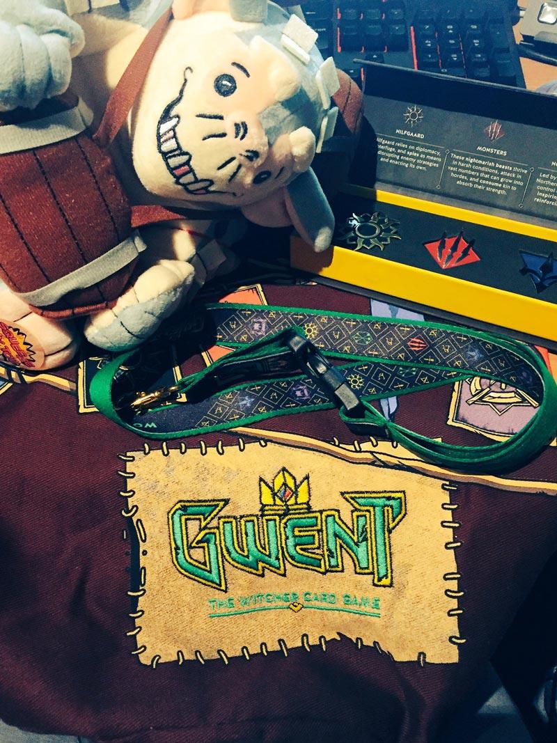 Gwent Merchandise Witcher Card Game