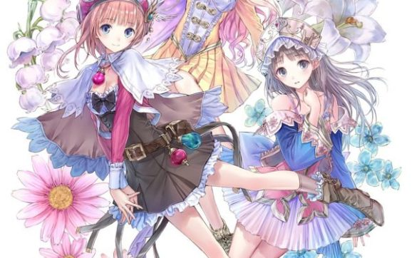 Atelier Alchemists of Arland