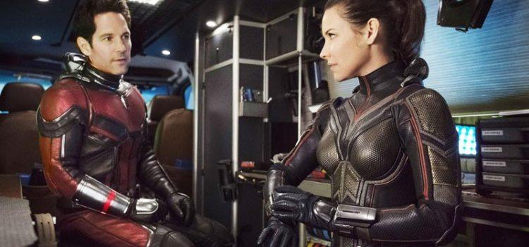 Ant-Man and The Wasp startet in den deutschen Kinos