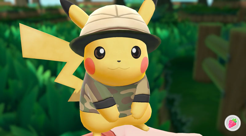Pokémon: Let's Go Pikachu Cosplay