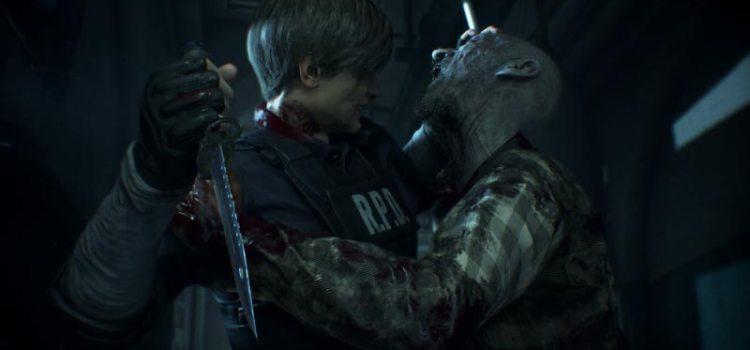 Capcom zeigt Gameplay-Video für Resident Evil 2